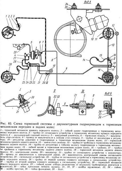Схема 2-х контурной системы